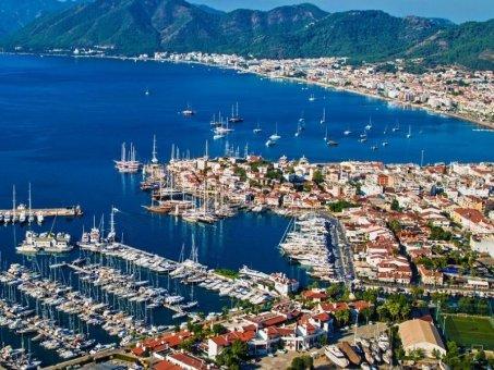 TOP dovolenkové oblasti v Turecku