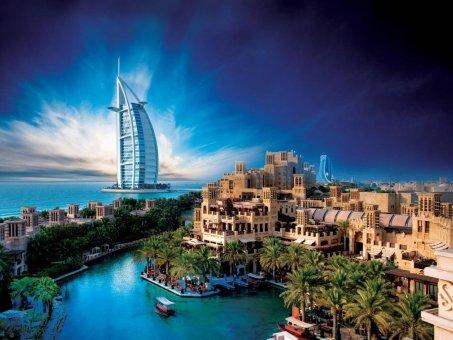 S.A.Emiráty - Dubaj