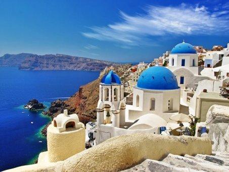 Grécko ostrovy a pevnina
