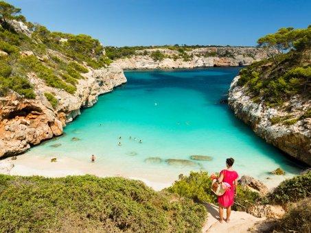 Malorka - turistický raj